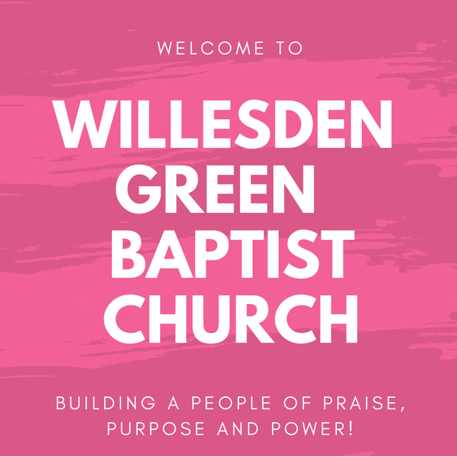 Willesden Green Baptist Church Logo